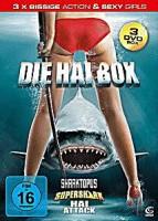 Die Hai-Box – Boxset mit 3 Hai-Knallern