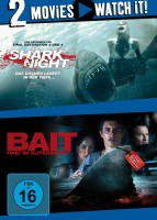 2 Movies: Shark Night & Bait