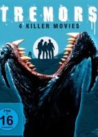 Tremors 1-4 – 4 Killer Movies